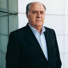 O europeu que é homens mais ricos do mundo ,Amancio Ortega nasceu em uma cidade pequena da Espanha em 28 de março de 1936. Amancio não é entrevistado pela imprensa, nenhum veiculo de comunicação e tem poucas imagens autorizadas dele.