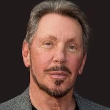 homens mais ricos do mundo de Nova York, conhecido por Larry Ellison patrimônio de US$ 62,5 bilhões, Lawrence Joseph Ellison fundador da Oracle Corporation e ainda direto executivo.