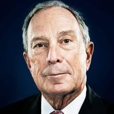 Michael Bloomberg norte-americano empresário magnata e político, uns dos menos conhecidos por homens mais ricos do mundo.